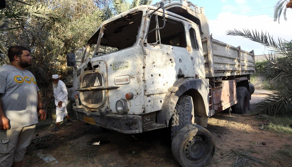 أميركا ودول أوروبية تدين تصاعد العنف في العاصمة الليبية