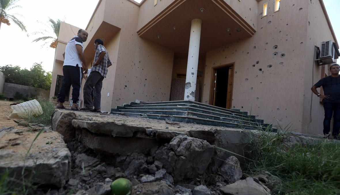 المعارك مستمرة في ليبيا لليوم الثامن: 47 قتيلاً خلال أسبوع