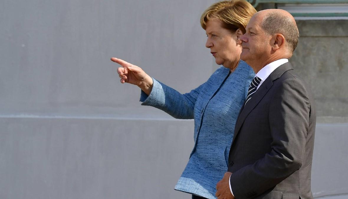 """ميركل تدعو الألمان إلى اتّخاذ موقف من """"كراهيّة"""" اليمين المتطرّف"""