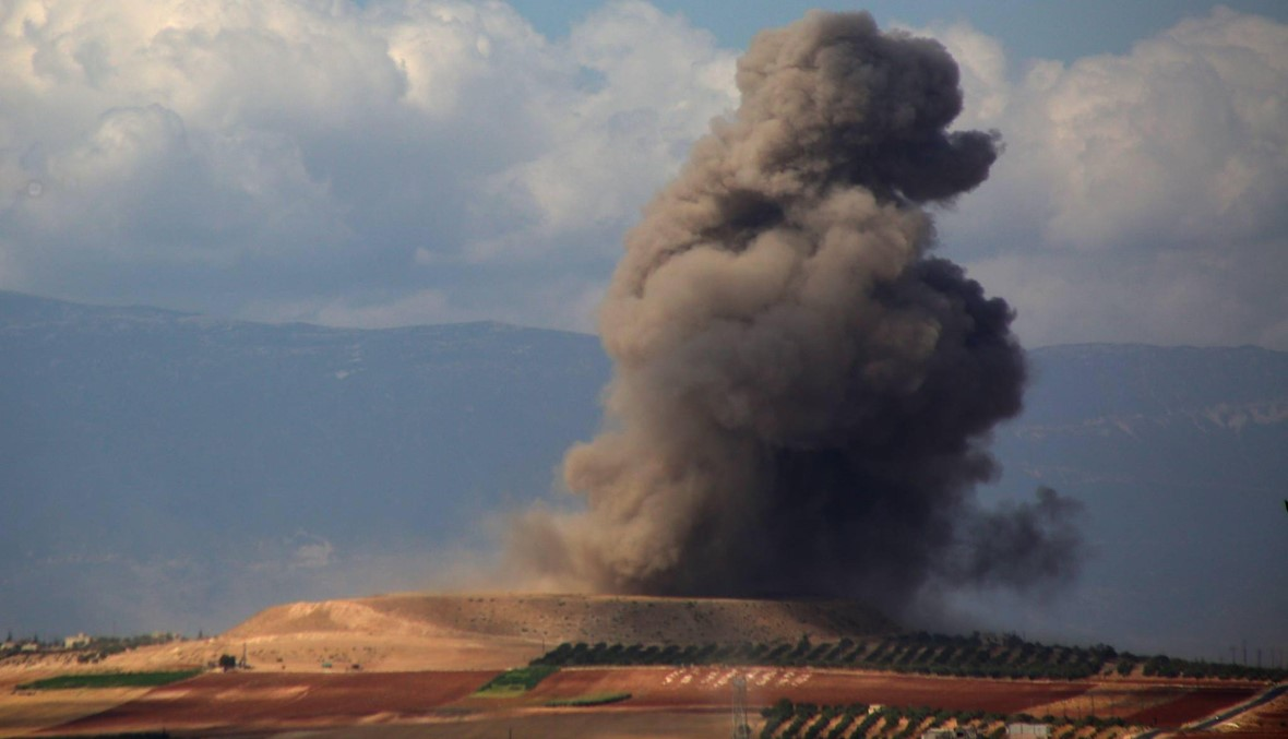 سوريا: موسكو تتّهم الأميركيّين بقصف دير الزور بقنابل فوسفوريّة