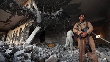 الحرس الثوري ضرب في شمال العراق قاعدة لحزب كردي إيراني