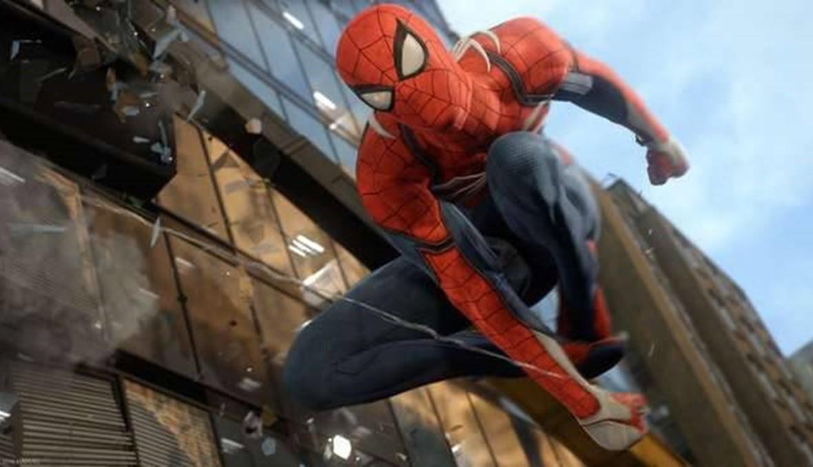 لعبة Marvel's Spider-Man الأسرع مبيعاً لهذا العام