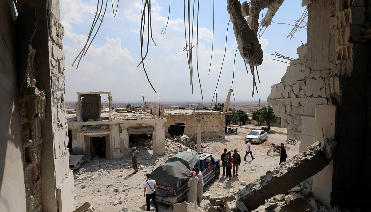 """ألمانيا """"مستعدّة للمساهمة في إعادة إعمار"""" سوريا... ماس: """"لدينا دور مهم"""""""