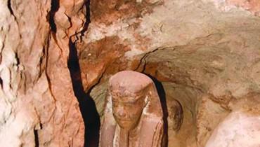 تمثال الحجر الرملي لأبي الهول