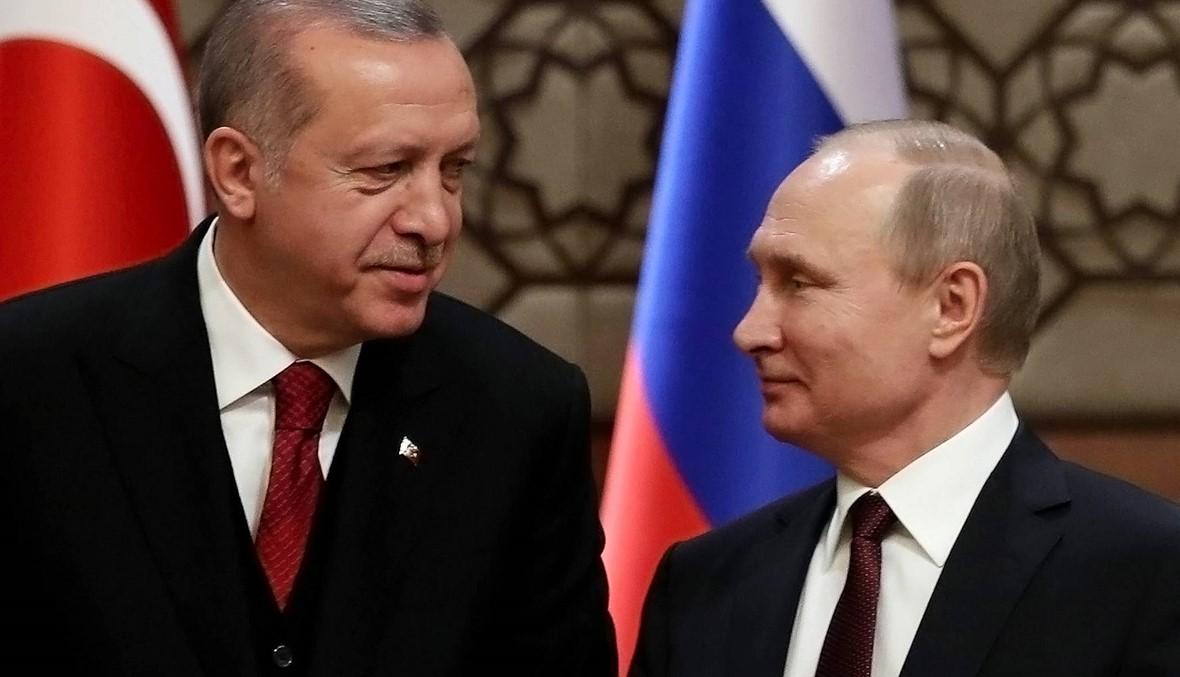 قمّة حول إدلب في سوتشي: بوتين وإردوغان اتّفقا على إقامة منطقة منزوعة السلاح
