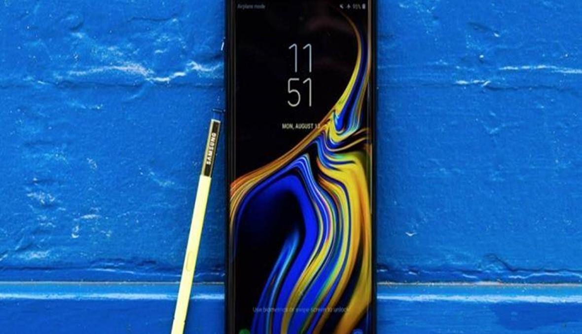 انفجارات هواتف سامسونغ عادت: احتراق هاتف Galaxy Note 9 الجديد
