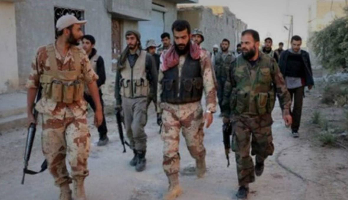بعيدا عن الديار... جيش الإسلام يبدأ من جديد في شمال سوريا