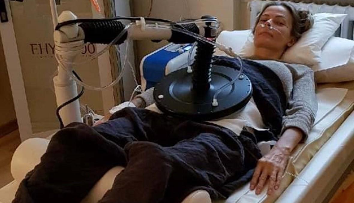 مصممة مشهورة تحارب السرطان...أسابيع تفصلها عن الموت