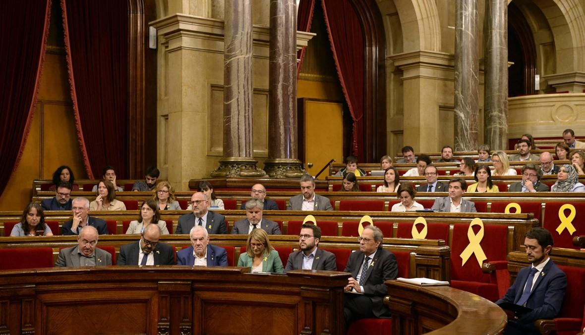 تصويت في برلمان كاتالونيا: قرار المحكمة العليا الإسبانيّة مرفوض