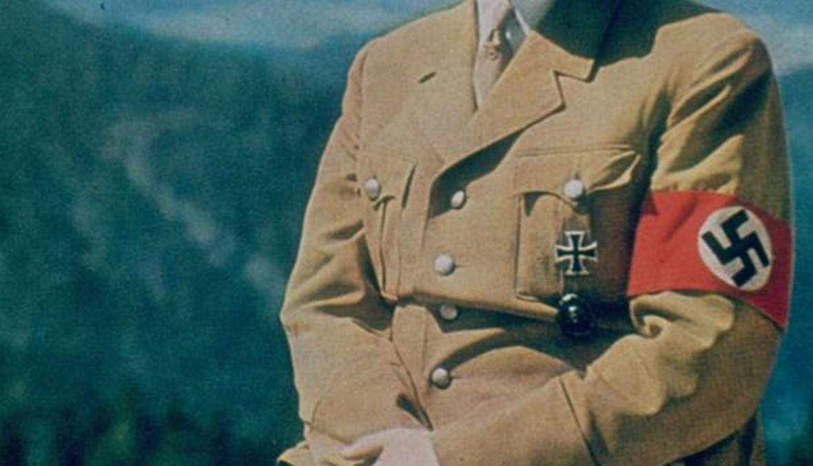 """""""لعنة اسم العائلة"""" تفسد حلم ابن شقيق هتلر بالزواج من حبيبته اليهودية"""