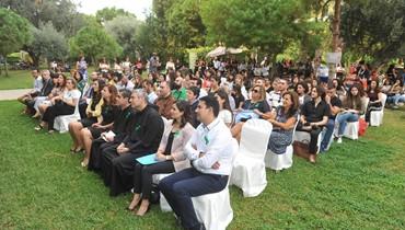 جامعة الروح القدس احتفلت بيوم الصحة النفسية العالمي