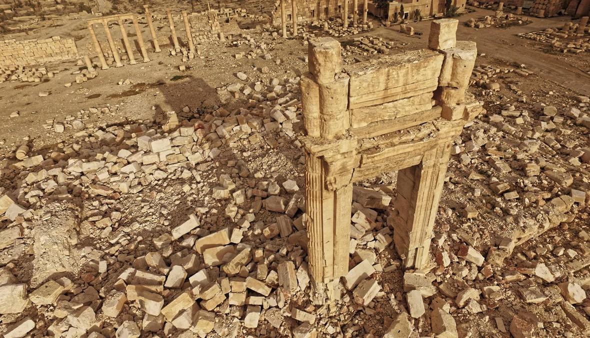"""رحلة افتراضية من تدمر الى الموصل في """"معهد العالم العربي"""" بباريس"""