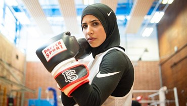 زينة نصار: لبنانية غيّرت قوانين الملاكمة في ألمانيا