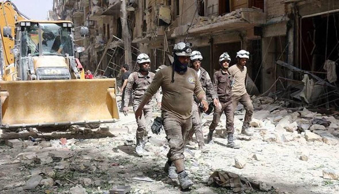 """روسيا تطالب في الأمم المتحدة بإخراج """"الخوذ البيضاء"""" من سوريا"""