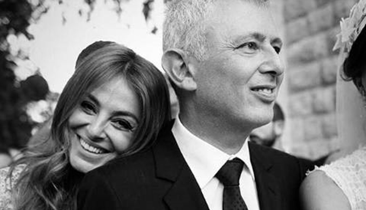 كيف عايدت ريما فرنجيه زوجها؟