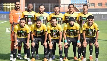 الإنتاج الحربي ينفرد بصدارة الدوري المصري