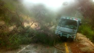 ارشادات لتلافي اضرار العاصفة