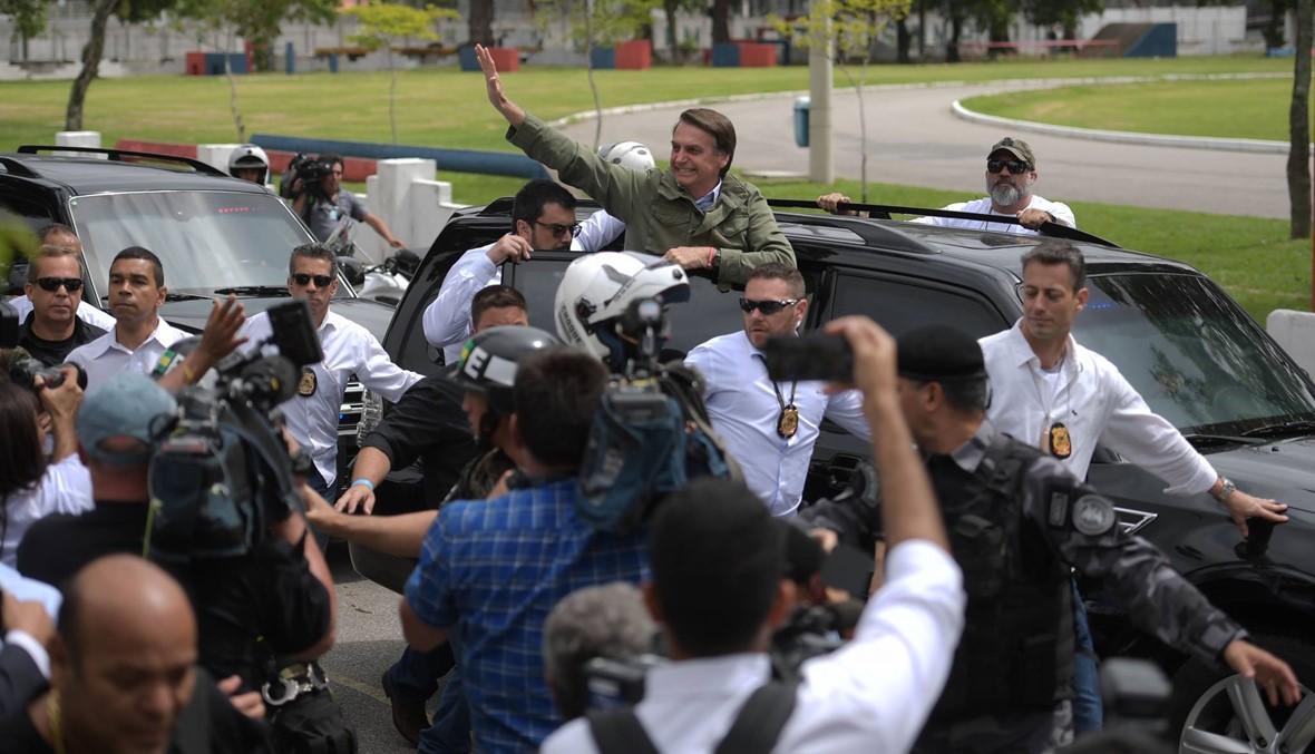 بولسونارو في مواجهة حداد: البرازيل تختار رئيسها اليوم