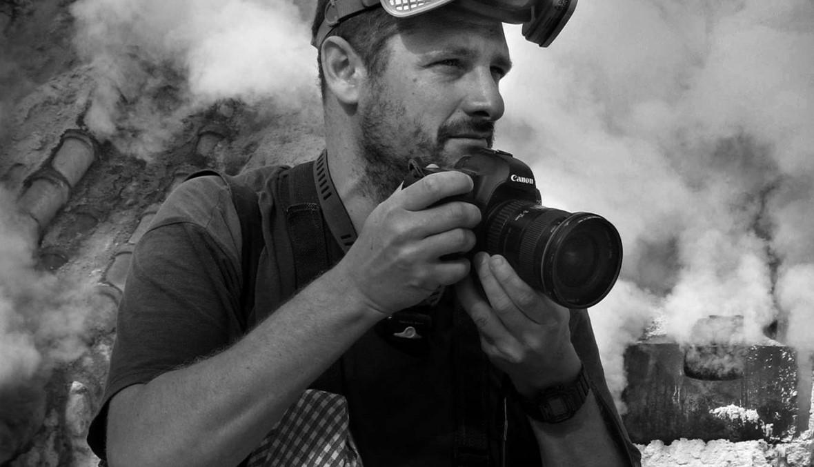 تيموثي آلن يكشف أسرار أعماله: احترام المصوّر خصوصية الآخر معيار مهم