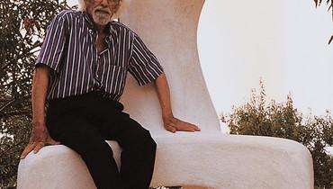 ألفرد بصبوص في غاليري مارك هاشم: الرجل الذي أدخل الهواء إلى الحجر