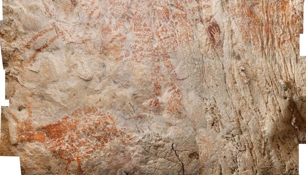 أقدم رسوم على الصخر تعود لأربعين ألف سنة إكتشاف يؤكد أن الفن التصويري تقدّم في آسيا وأوروبا