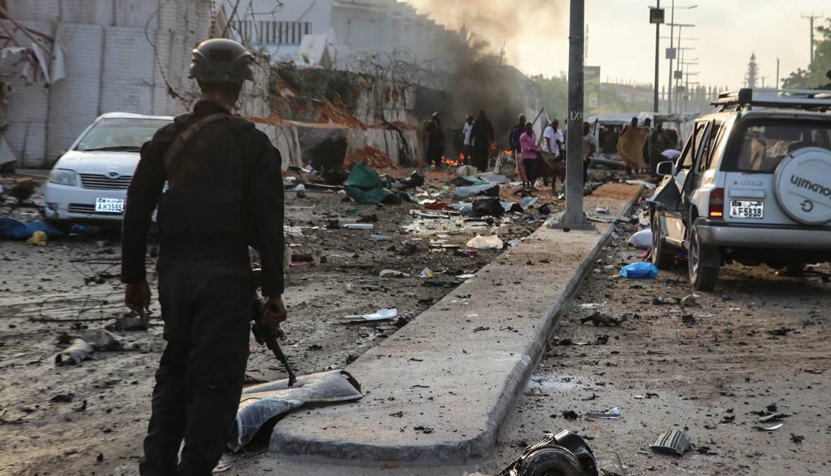 سيارات مفخّخة تهزّ مقديشو: الحصيلة 20 قتيلاً و40 جريحاً (فيديو وصور)