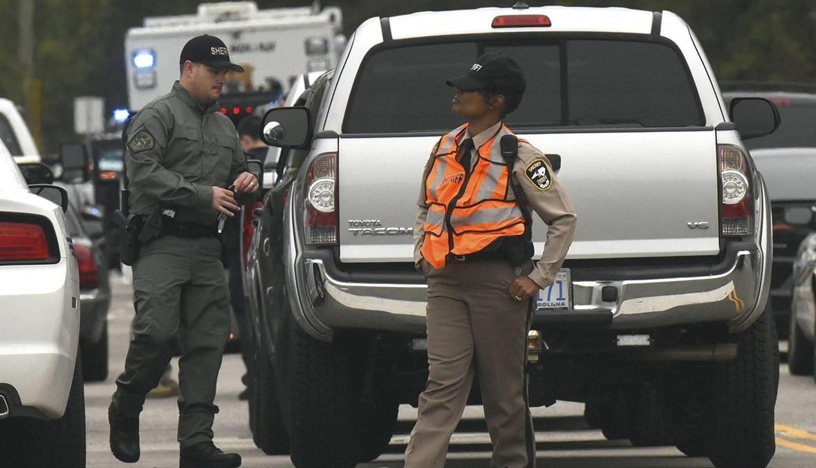 """التّقارير عن إطلاق نار في ثانوية بنورث كارولاينا """"إنذار كاذب""""... كان سخّان المياه"""