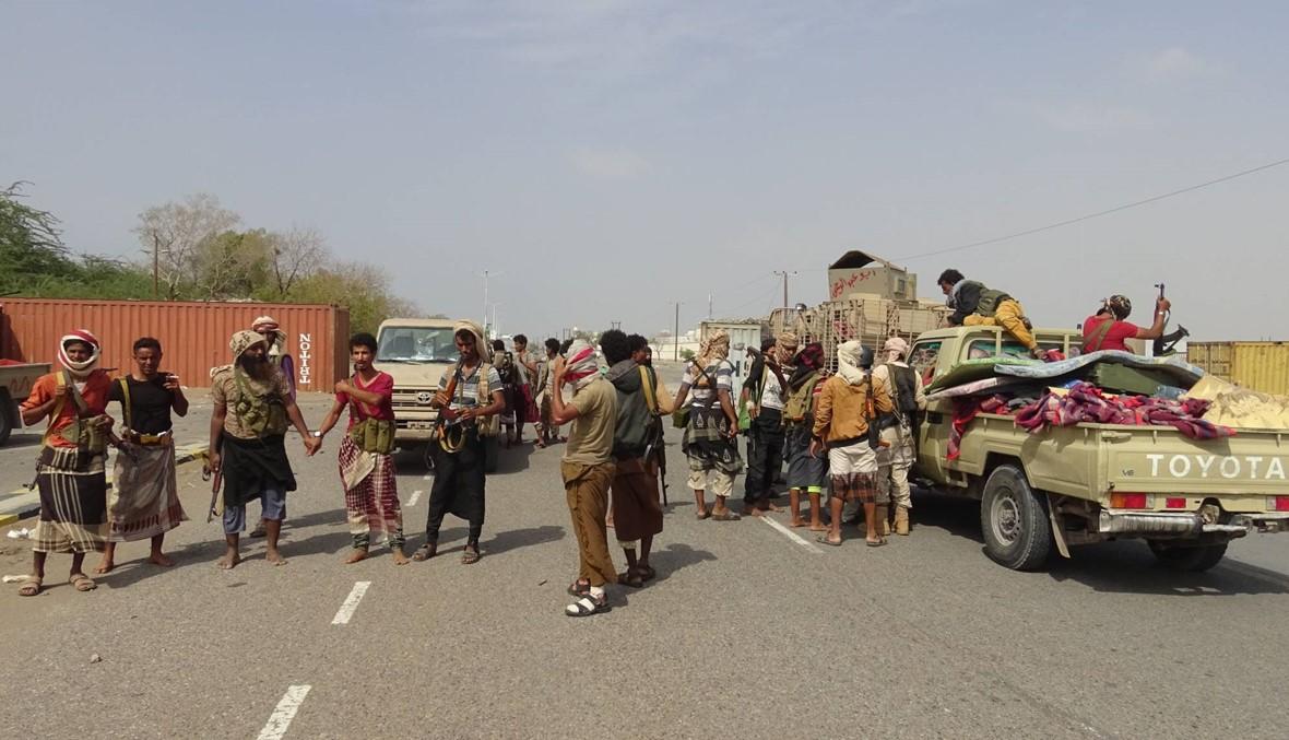 الحديدة: معارك في شوارع حيّ سكني للمرة الأولى
