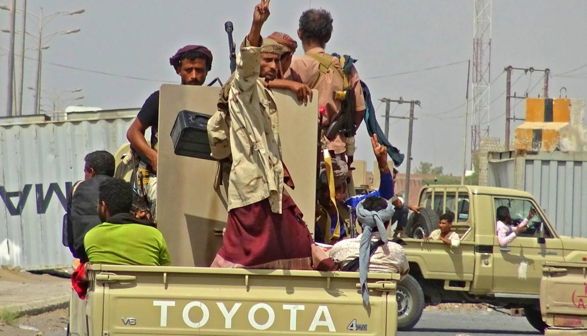 معارك عنيفة في الحديدة اليمنيّة: الحوثيّون يتصدّون لهجوم القوّات الحكوميّة