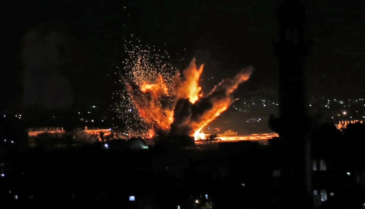 """الفصائل الفلسطينيّة تعلن """"وقفاً لإطلاق النّار في غزة بجهود مصريّة"""""""