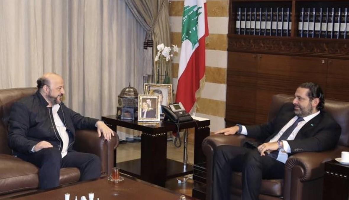 الرياشي أبلغ الحريري تأييد القوات لموقفه: كلامه عقلاني وسليم جدا