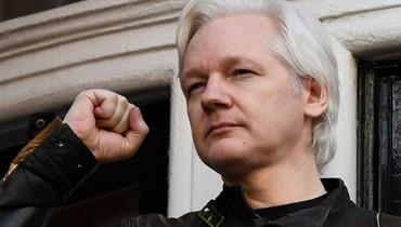 بعد نشره وثائق سرية... توجيه الاتهام لجوليان أسانج في الولايات المتحدة