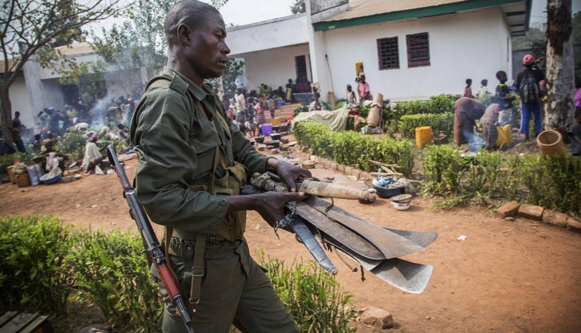مواجهات طائفيّة في إفريقيا الوسطى: 48 قتيلاً، وفرار آلاف إلى الأدغال
