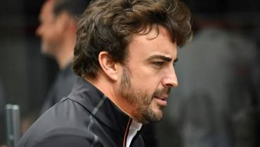 """""""فورمولا 1"""" تودّع فرناندو ألونسو"""