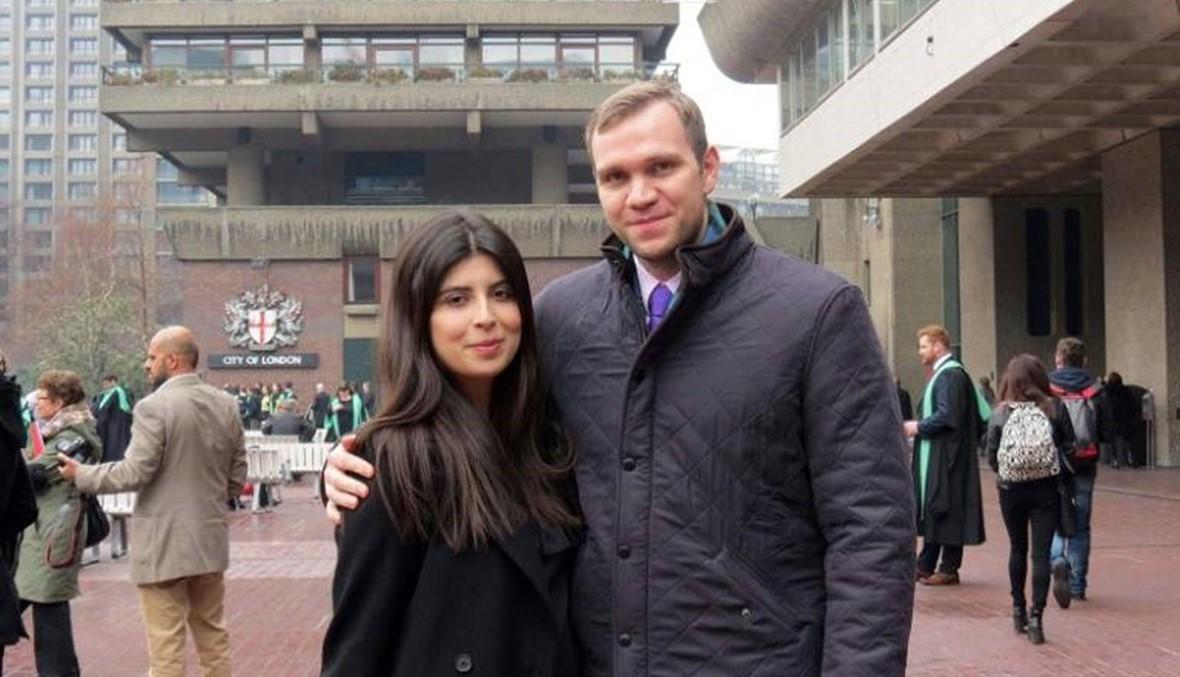 """عودة البريطاني المدان بالتجسس في الإمارات إلى لندن... """"الدعم كان هائلاً"""""""