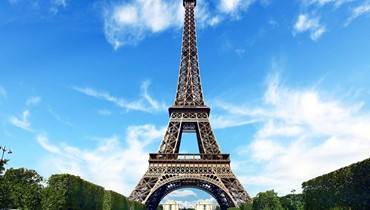 بيع جزء من درج برج إيفل في مزاد بباريس!