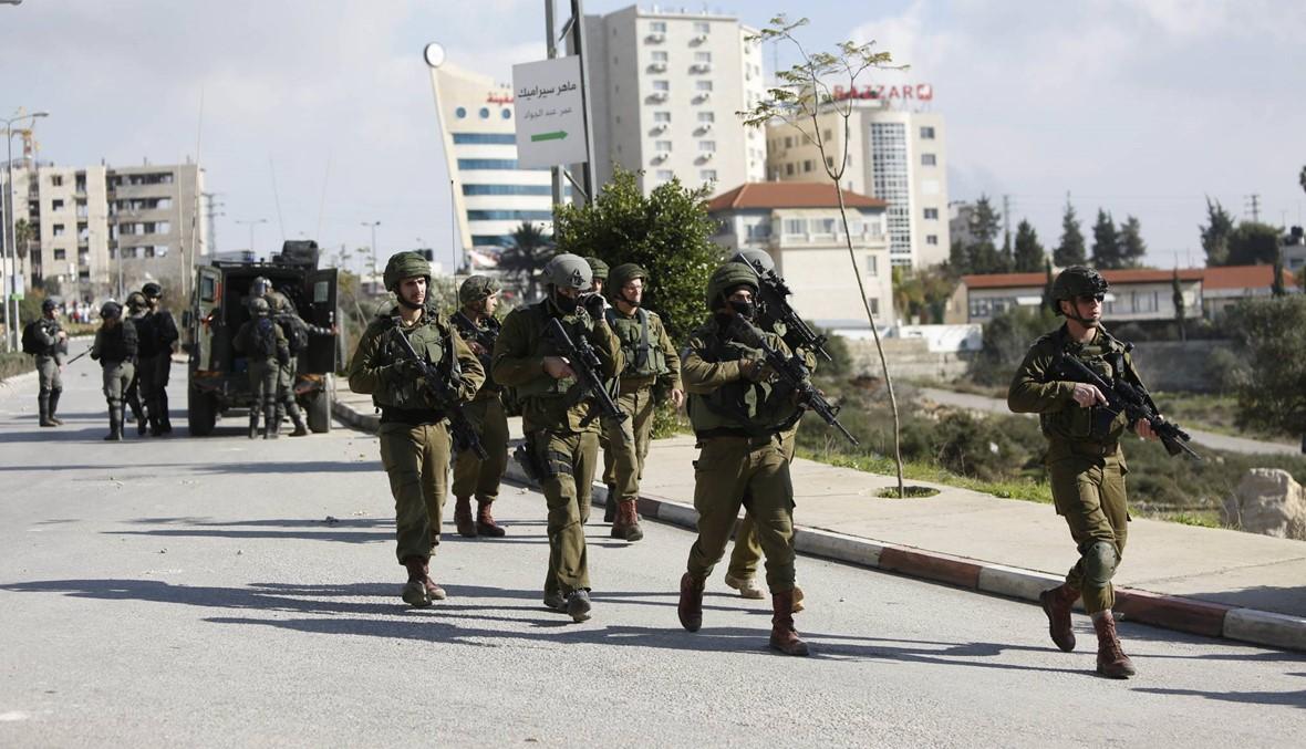 إسرائيل تقتحم رام الله بحثاً عن مطلقي النّار قرب عوفرا في الضفة