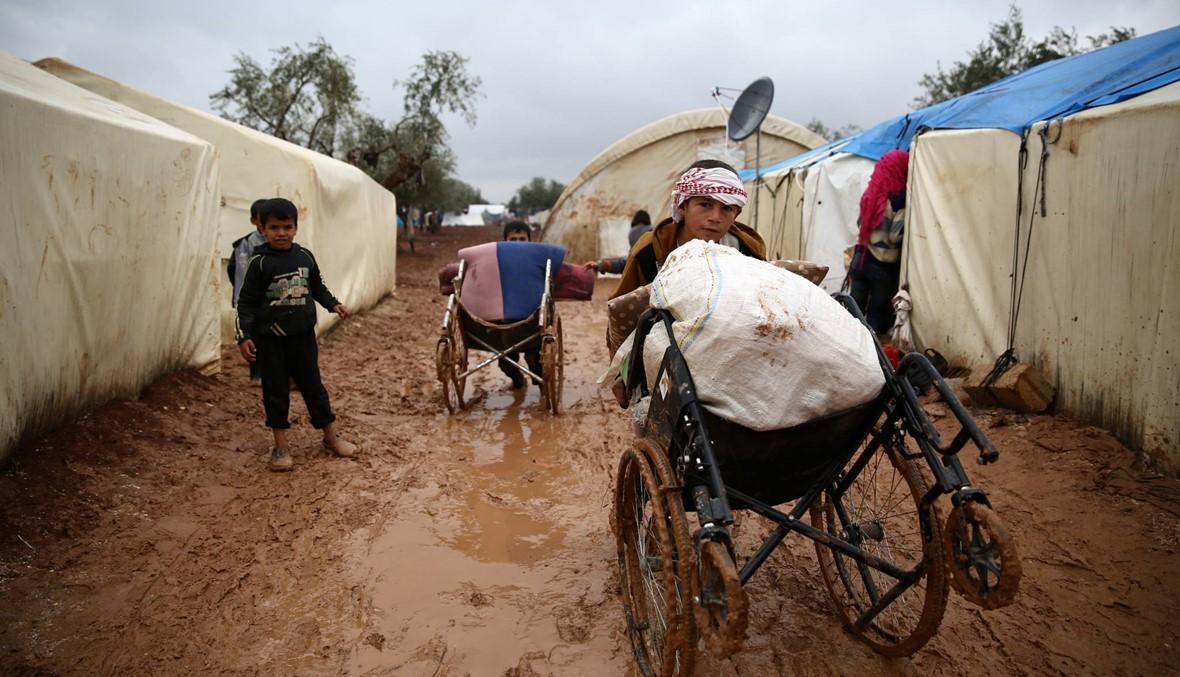 مفوضيّة اللاجئين: 250 ألف سوري قد يعودون إلى بلادهم سنة 2019