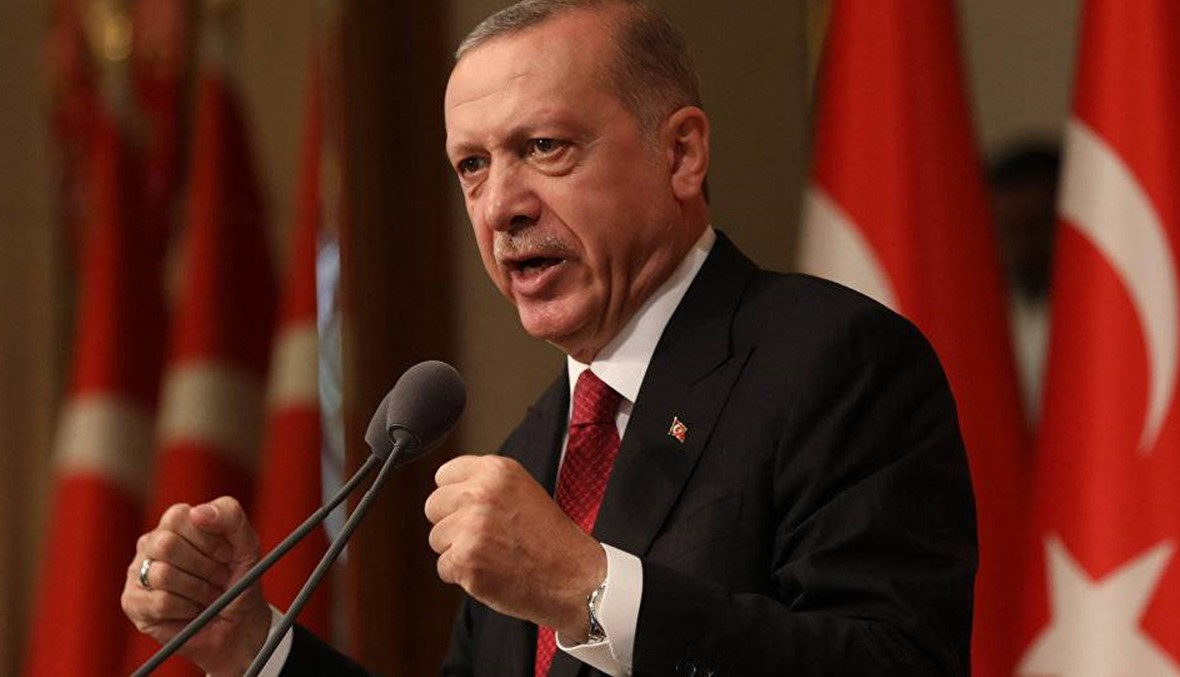 """إردوغان: تركيا ستبدأ عملية شرقي الفرات في سوريا """"خلال أيام"""""""
