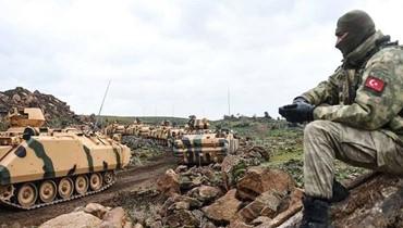 15 ألفا من مسلحي المعارضة السورية مستعدون لدعم هجوم تركي