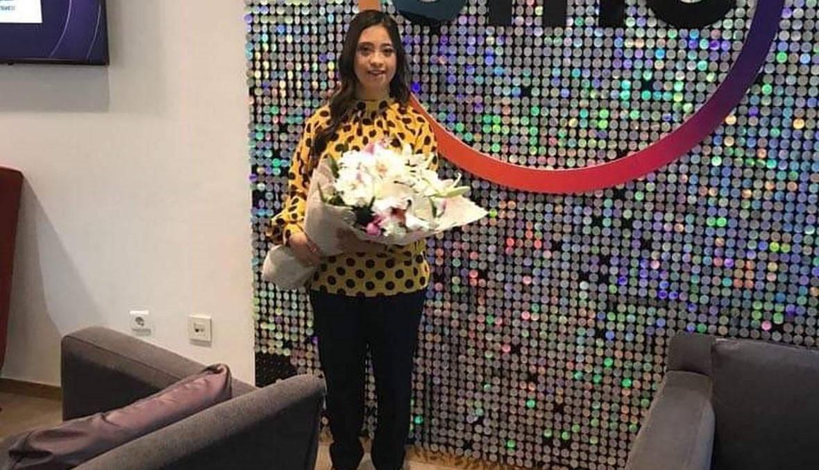 """أول مذيعة تلفزيونية مصرية بـ """"متلازمة داون"""": """"لا مستحيل مع الإرادة"""""""