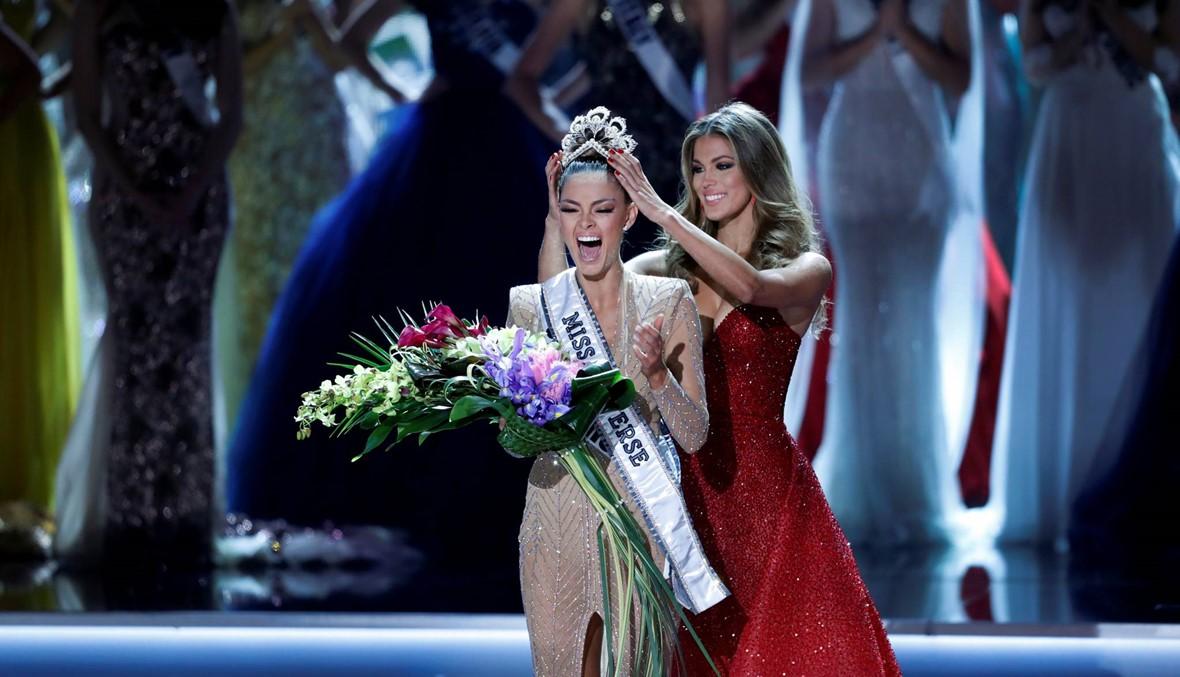 """لبنان يترقّب نتيجة """"ملكة جمال الكون""""... مايا رعيدي كل التوفيق!"""