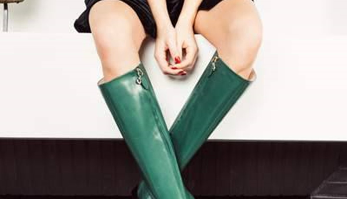 انتعلي حذاء  Kitten Heels  للاحتفال بالعام الجديد