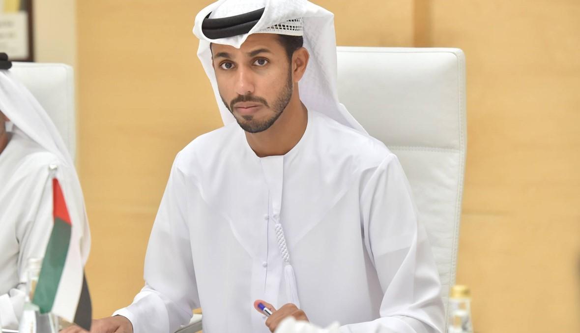 الظاهري: كلنا خلف المنتخب الإماراتي