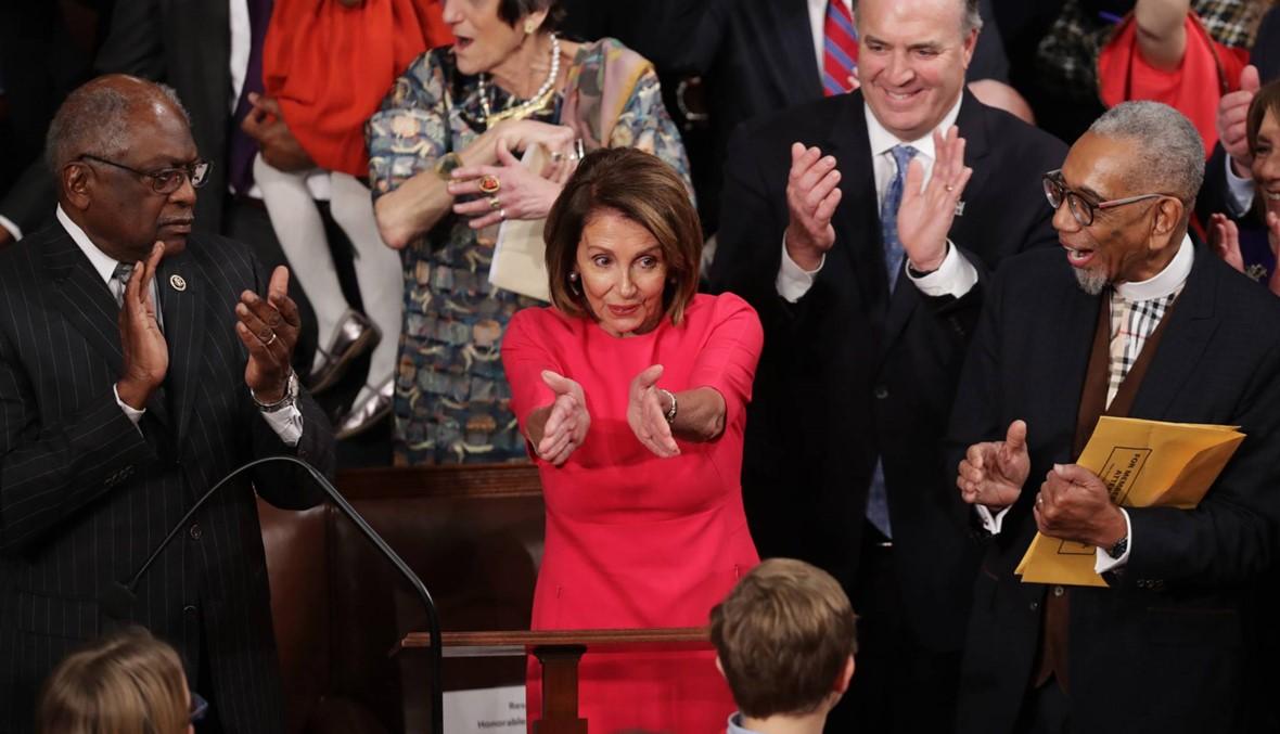 انتخاب نانسي بيلوسي رئيسة لمجلس النواب الأميركي للمرة الثانية