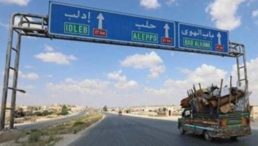 القتال بين الجهاديين والمعارضة السورية امتد إلى إدلب وأوقع 50 قتيلاً