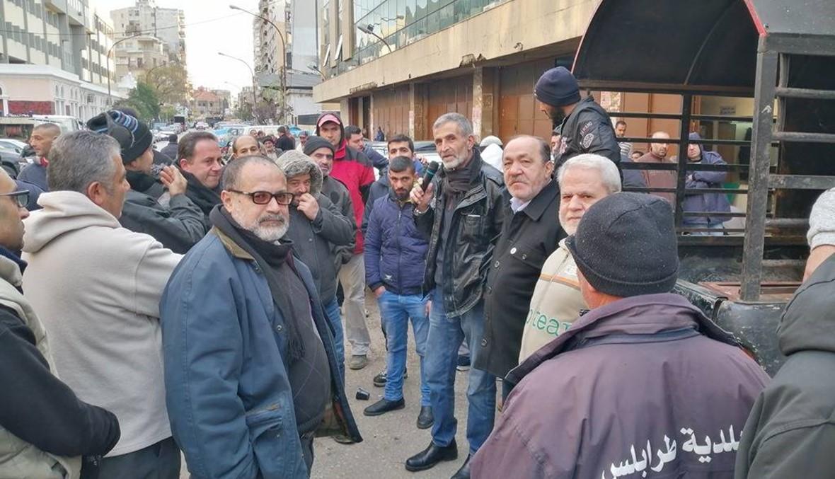 الأسمر: اضراب اليوم بداية ضغط... وبعض الادارات لم تلتزم