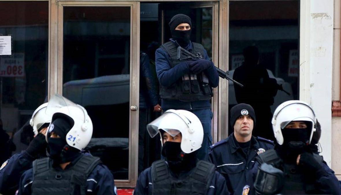 حملة أمنية في تركيا لاعتقال نحو 140 شخصا يشتبه بارتباطهم بغولن