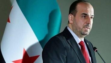 المعارضة السورية تدعو الدول العربية إلى عدم إعادة العلاقات مع النظام