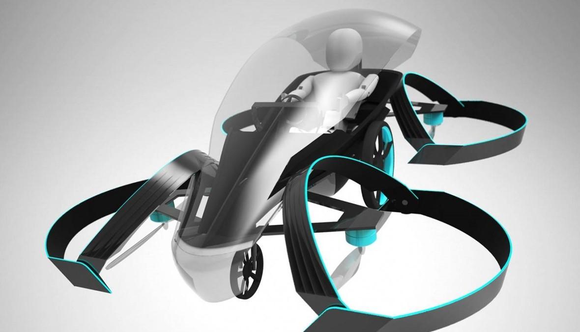 مستقبل السيارات سيتغير: تويوتا تعرض نموذجاً أولياً لسيارتها الطائرة!